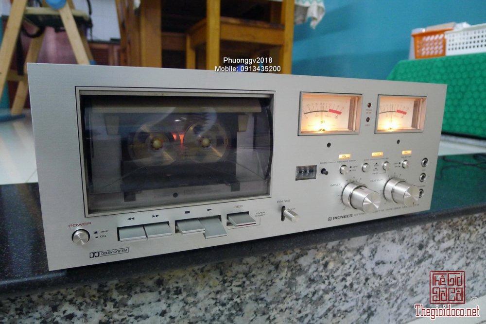 Đầu câm (Cassette Decks) các loại giao lưu! - 6