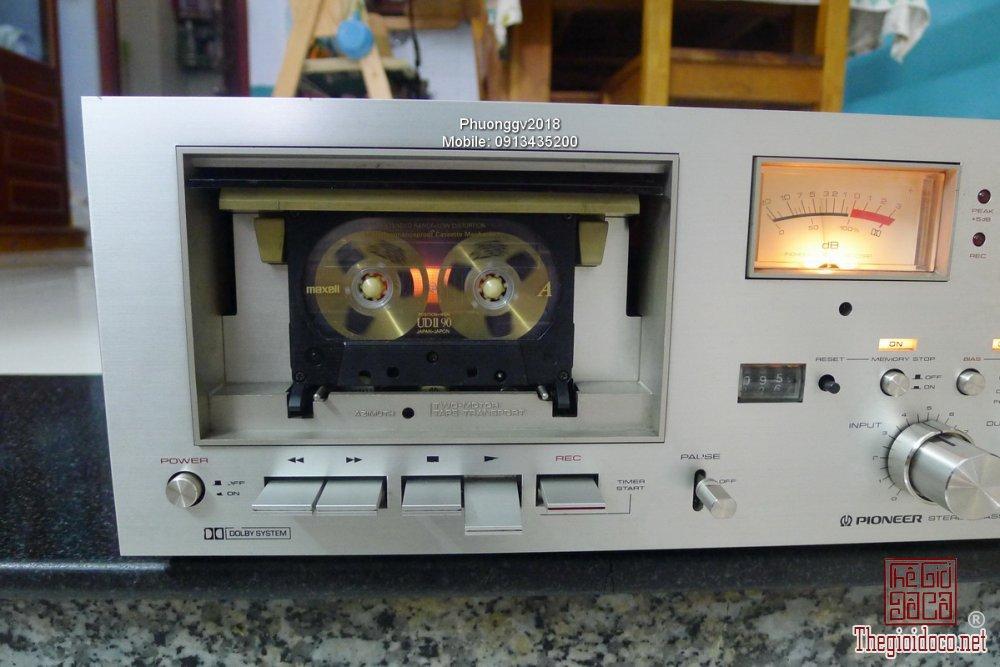 Đầu câm (Cassette Decks) các loại giao lưu! - 12