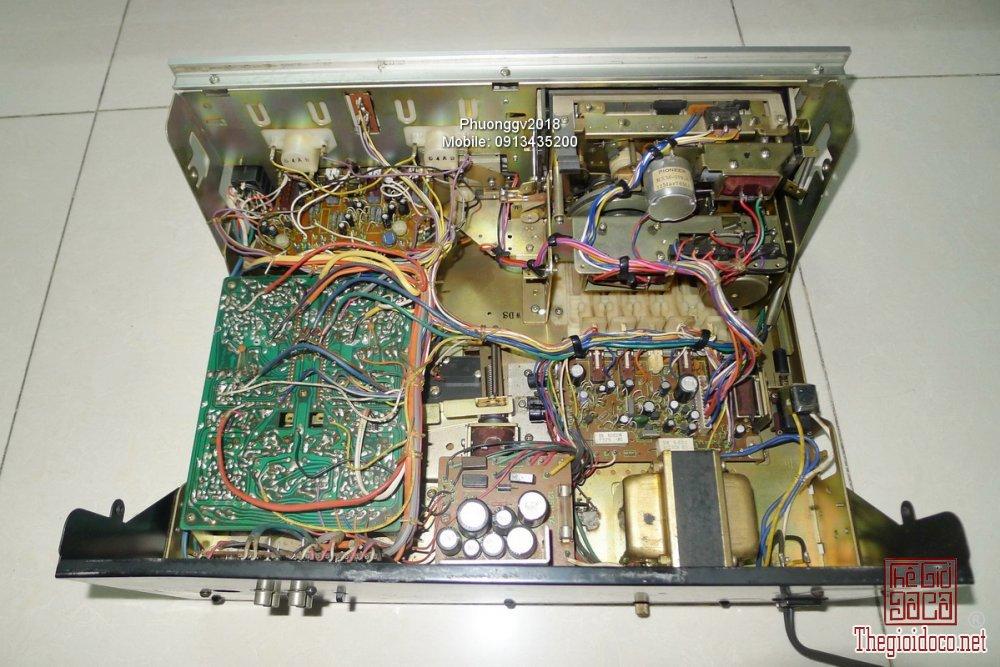 Đầu câm (Cassette Decks) các loại giao lưu! - 35