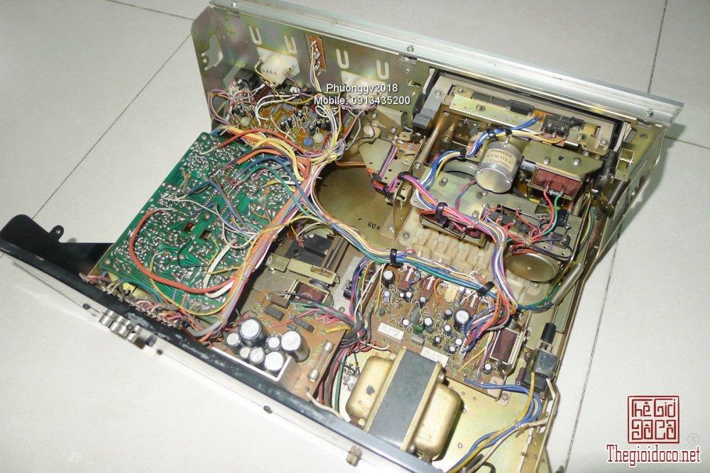 Đầu câm (Cassette Decks) các loại giao lưu! - 22