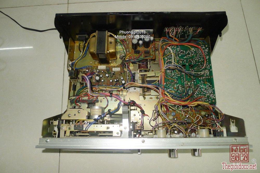 Đầu câm (Cassette Decks) các loại giao lưu! - 40