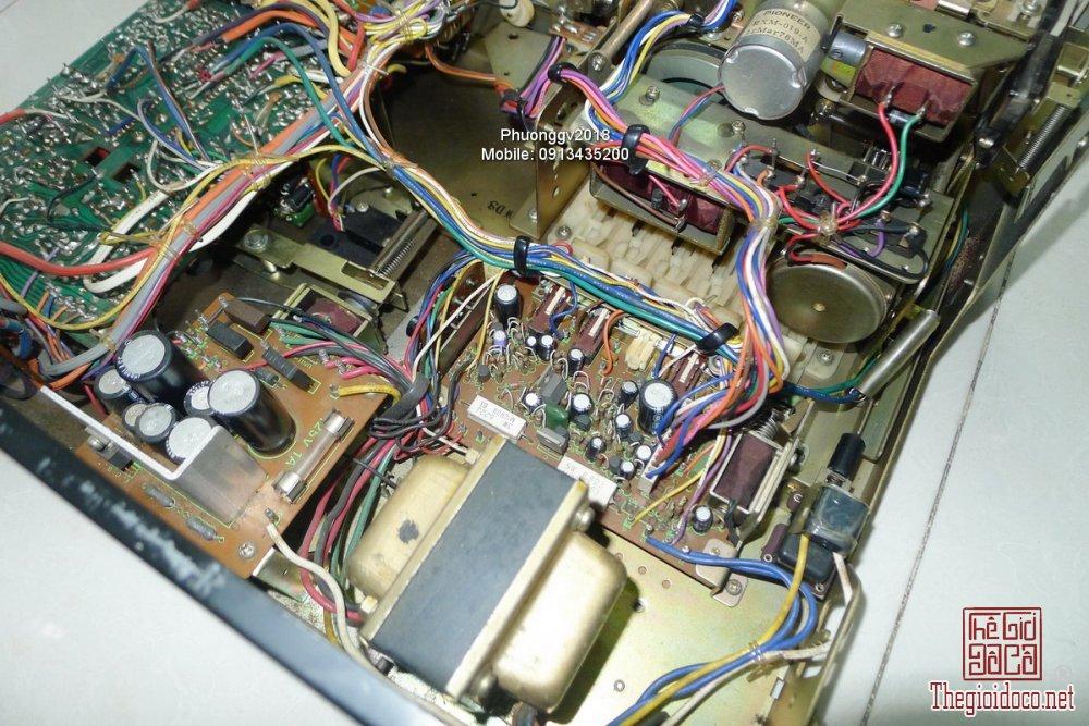 Đầu câm (Cassette Decks) các loại giao lưu! - 34