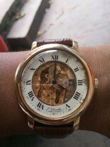 Đồng hồ j. Chevalier