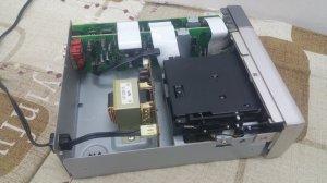 Đầu giải mã DAC và thu phát đĩa...