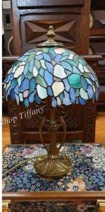 Đèn Bàn Tiffany Phiên Bản Mỹ Cổ Xưa