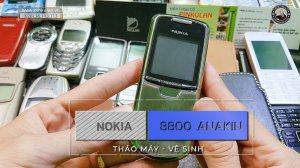 Hướng dẫn vệ sinh máy Nokia...
