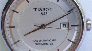 TISSOT POWERMATIC 80 -...