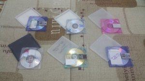 6 đĩa MD đẹp keng, hàng xách...