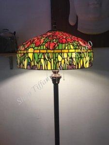 Đèn Sàn Tiffany Hoa Tuylip