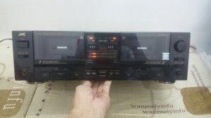 Đầu băng Cassette JVC TD-W801...