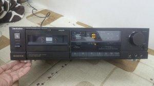 Đầu băng Cassette Technics...