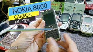 Nokia 8800 Cacbon Nguyên zin nguyên bản chính hãng tại Thế Giới Điện Thoại Cổ PinKuLan.jpg