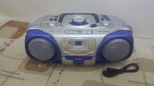 Đài CD Radio Cassette SANYO MCD-V99