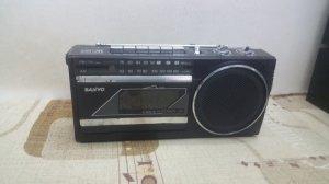 Thanh lý đài Radio SANYO