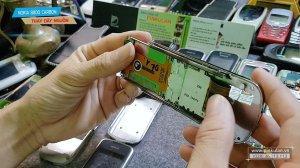 Thay dây nguồn Nokia 8800 Carbon