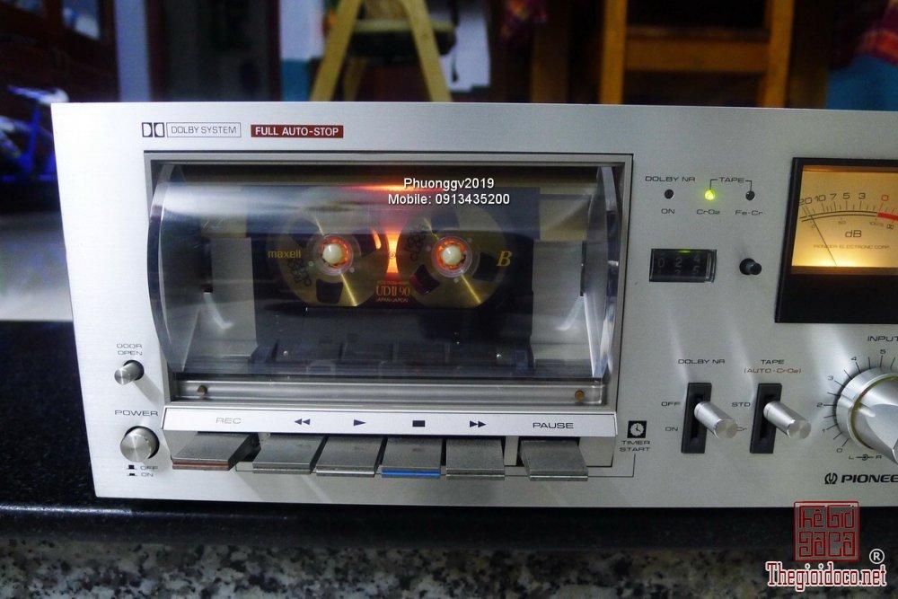Đầu câm (Cassette Decks) các loại giao lưu! - 58