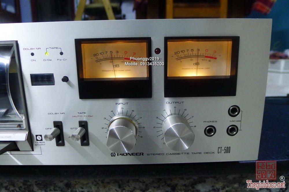 Đầu câm (Cassette Decks) các loại giao lưu! - 60