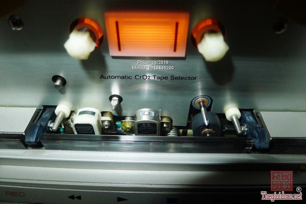 Đầu câm (Cassette Decks) các loại giao lưu! - 62