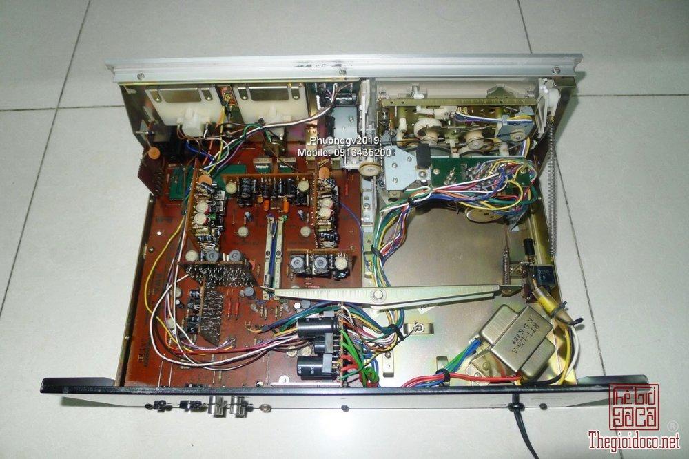 Đầu câm (Cassette Decks) các loại giao lưu! - 66