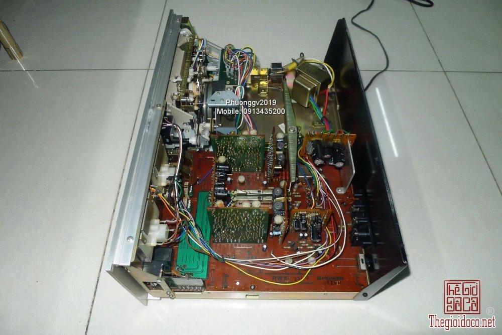 Đầu câm (Cassette Decks) các loại giao lưu! - 74