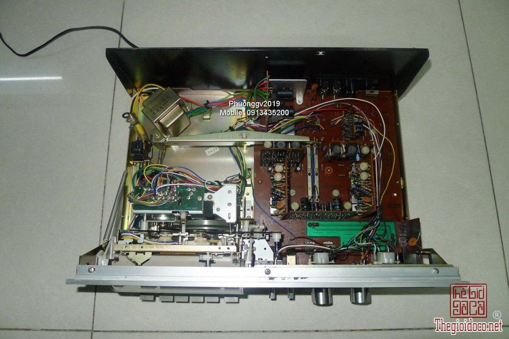 Đầu câm (Cassette Decks) các loại giao lưu! - 76