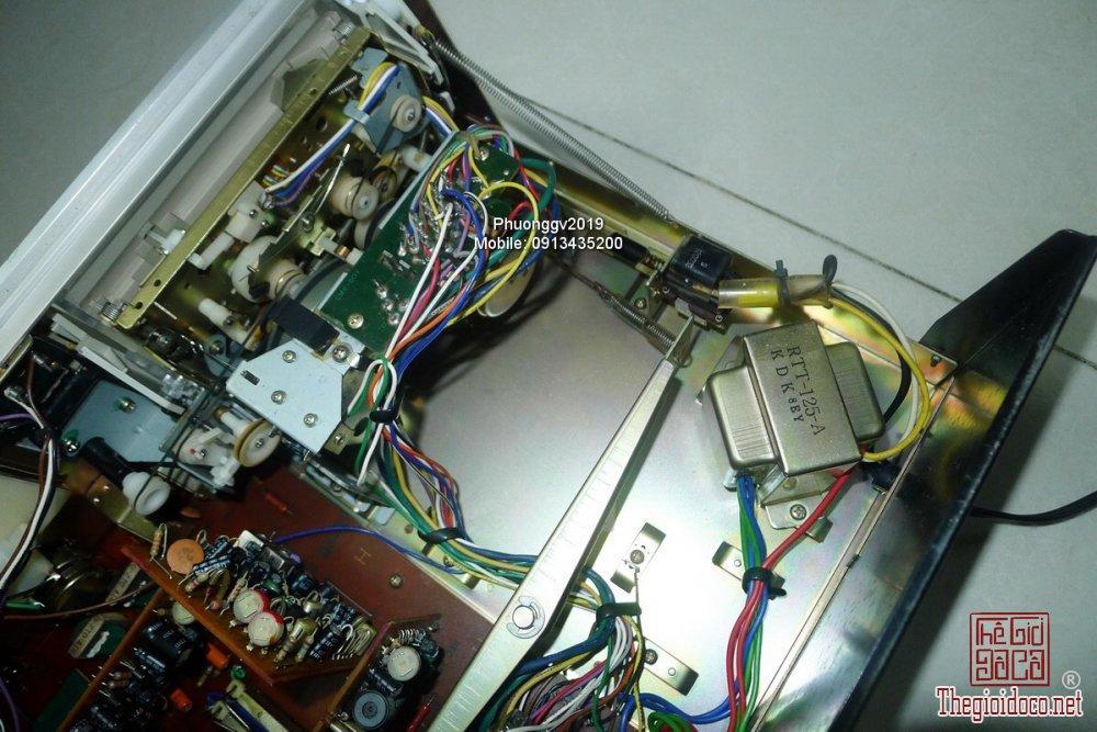 Đầu câm (Cassette Decks) các loại giao lưu! - 78