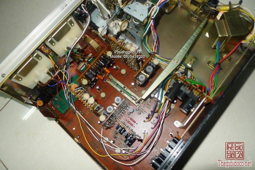 Đầu câm (Cassette Decks) các loại giao lưu! - 80
