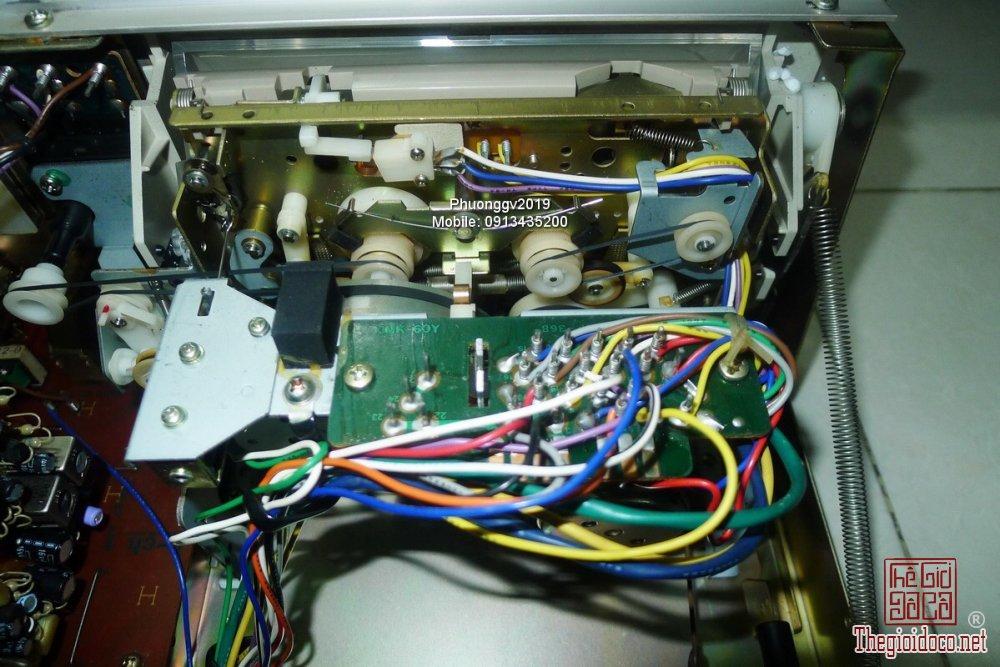 Đầu câm (Cassette Decks) các loại giao lưu! - 82