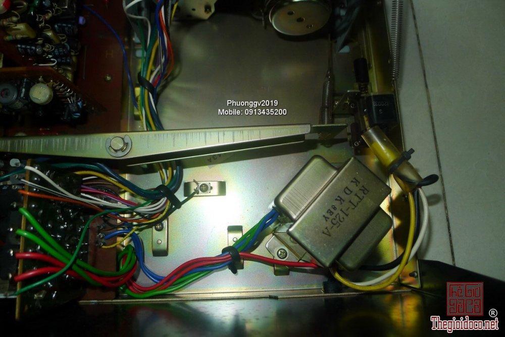Đầu câm (Cassette Decks) các loại giao lưu! - 84