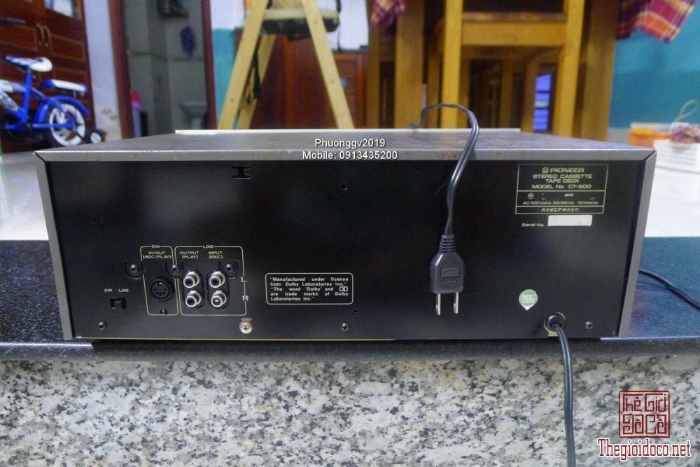 Đầu câm (Cassette Decks) các loại giao lưu! - 88