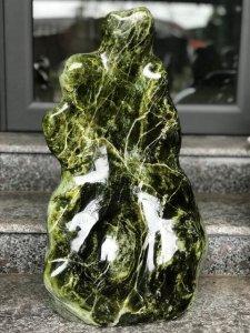 Ms 9532.Cây đá xanh ngọc chất...