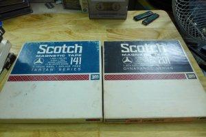 HCM - Q10 - Bán reel 7 Scotch...
