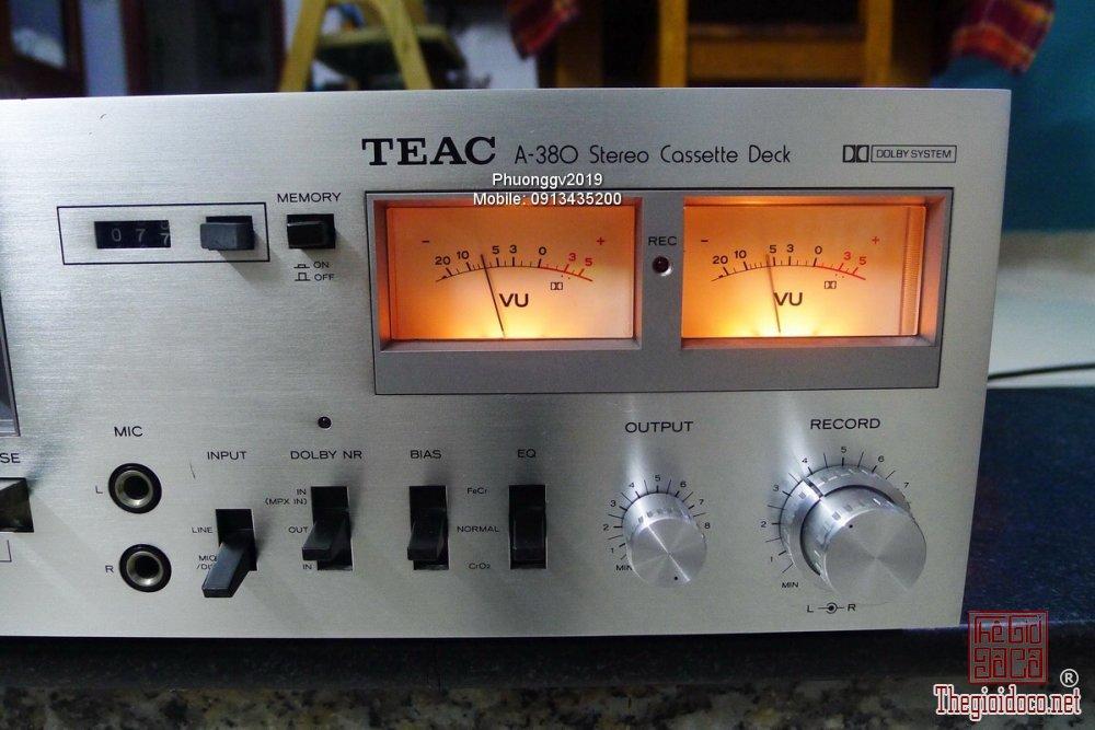 Đầu câm (Cassette Decks) các loại giao lưu! - 10