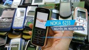 Nokia 6233 nguyên zin cực đẹp