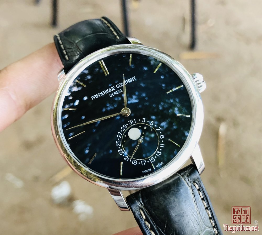 Bán Frederique Constant FC-705NR4s6 automatic chinh hang thuy sĩ