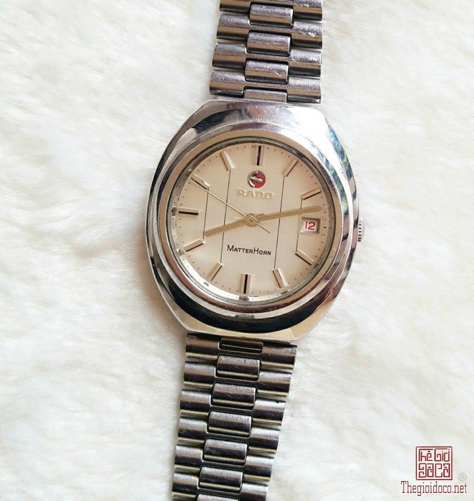 Đồng hồ Xưa Tự Động RADO Thụy Sỹ
