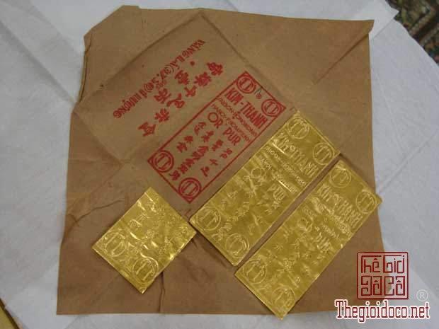 Vàng núi lớn Kim Thành