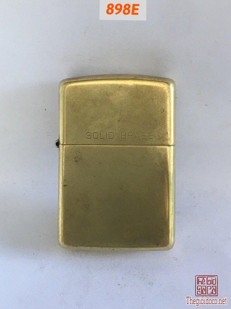 898E-solid brass chu niên 32-89
