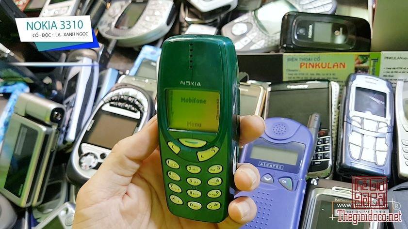 Nokia 3310 chiếc máy huyền thoại của những tay chơi