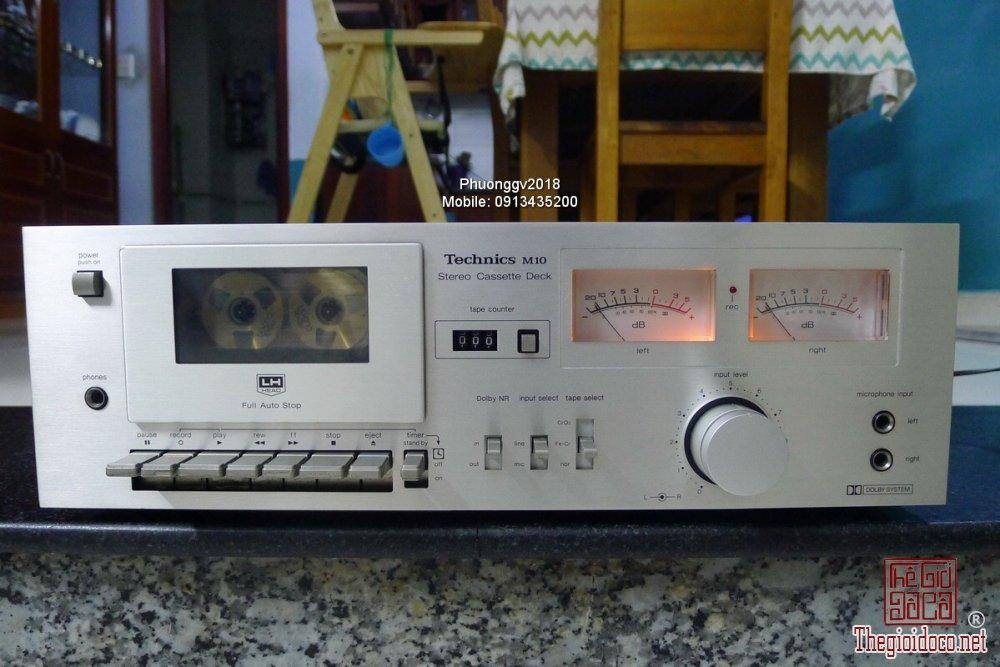 Đầu câm (Cassette Decks) các loại giao lưu! - 24