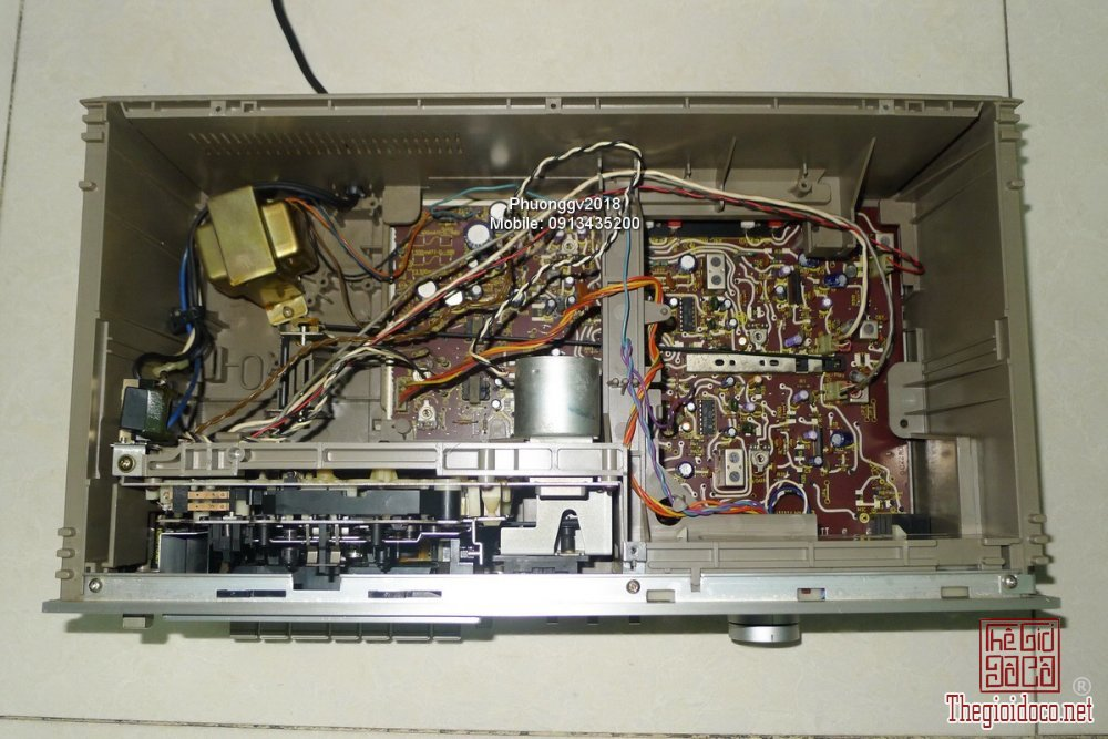 Đầu câm (Cassette Decks) các loại giao lưu! - 37
