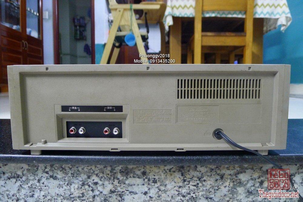 Đầu câm (Cassette Decks) các loại giao lưu! - 42