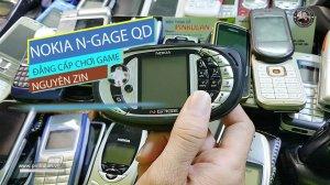 Nokia Ngage QD đẳng cấp chơi...