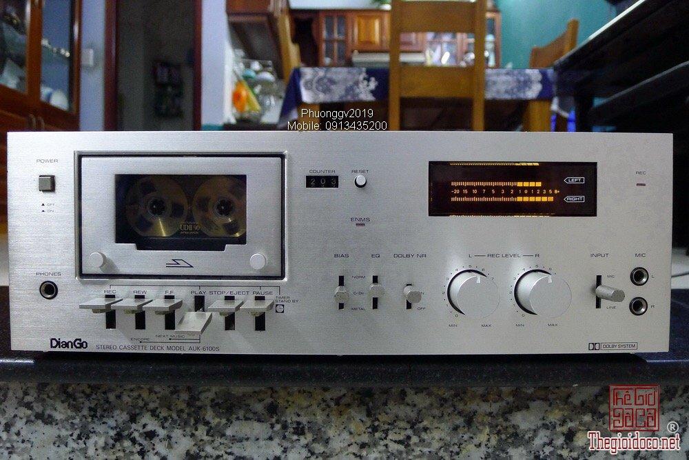 Đầu câm (Cassette Decks) các loại giao lưu! - 21