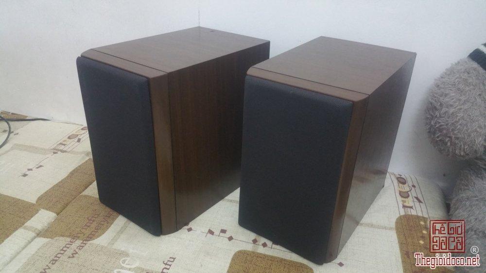 Đôi vỏ thùng loa ONKYO D-102Acm (Made in Japan)