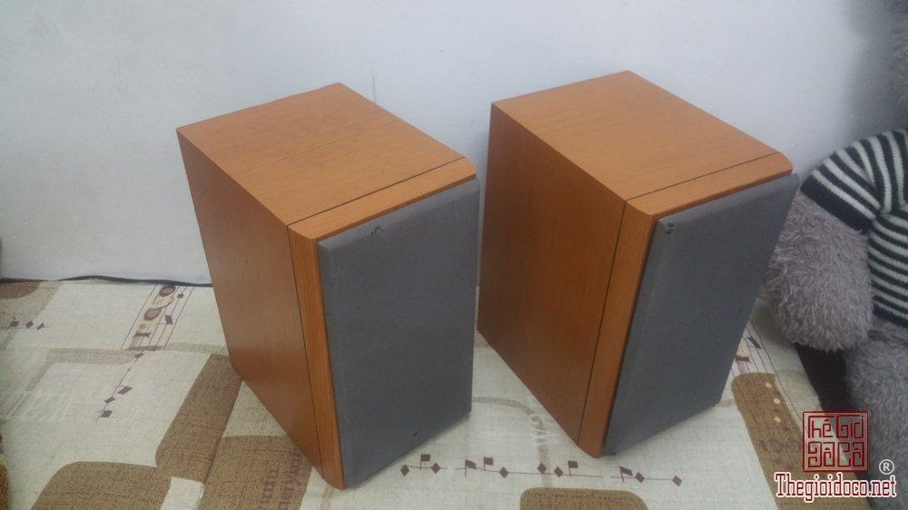 Cặp vỏ thùng loa ONKYO D-062AX (Đẹp xuất sắc)