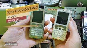 So sánh điện thoại Sony...