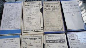Băng VHS ca nhạc chủ đề