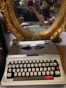 Máy đánh chữ cafe sữa All dupluxe