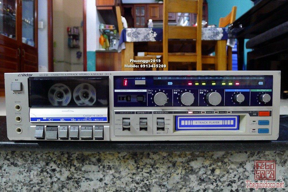 Đầu câm (Cassette Decks) các loại giao lưu!